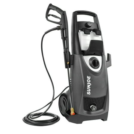 Sun Joe SPX3000®-BLK Electric Pressure Washer , 2030 PSI - 1.76 GPM - 14.5-Amp , Black