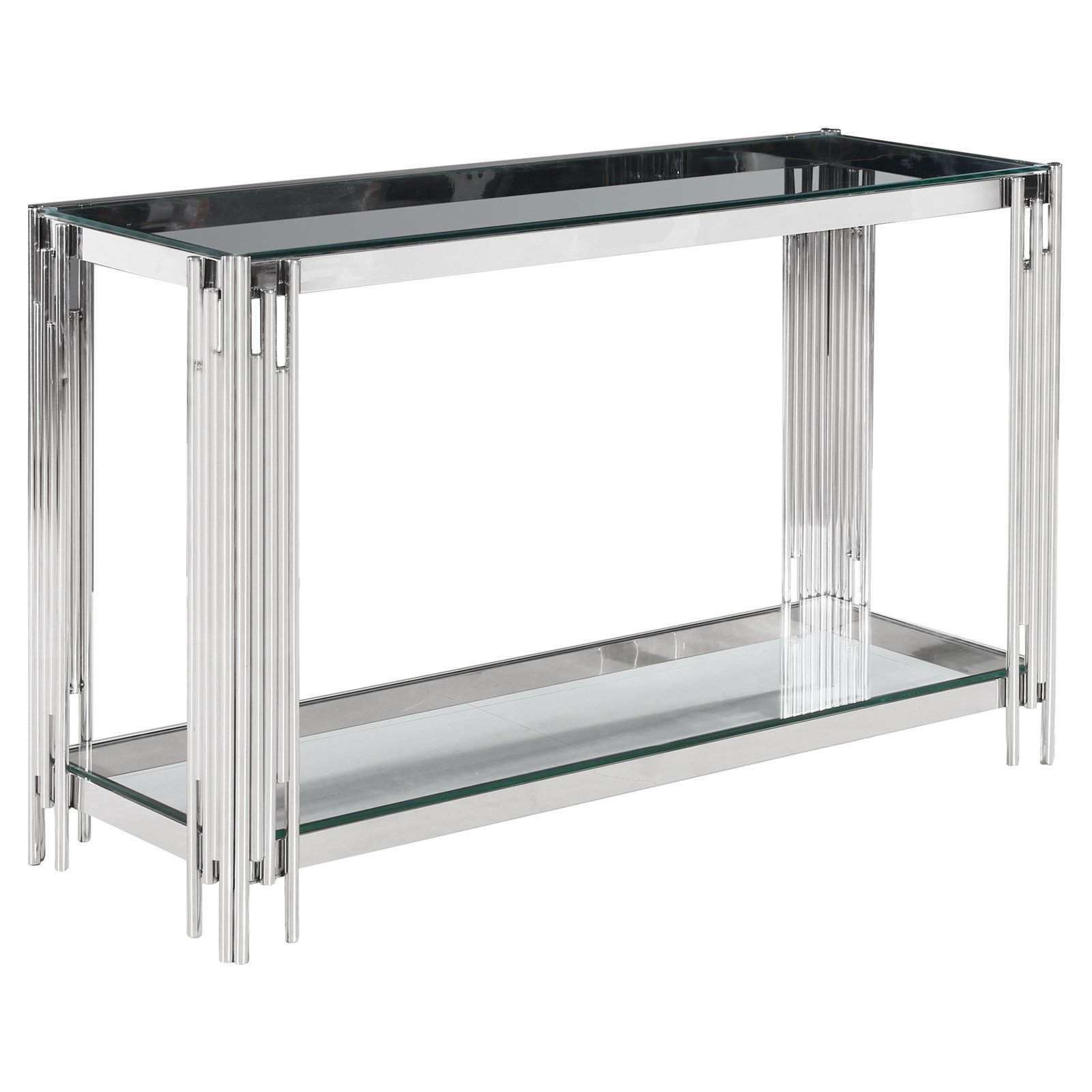 Sagebrook Home 2 Tier Console Table