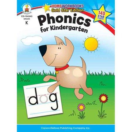 Phonics For Kindergarten