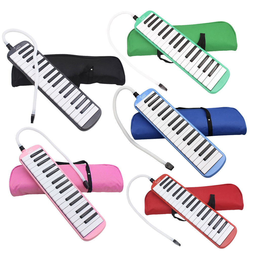 Zimtown 37 Piano Keys Melodica with Carrying Bag