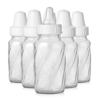 Evenflo Feeding Classic BPA-Free Glass Baby Bottles - 4oz, Clear, 6ct