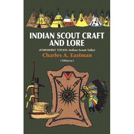 Indian Scout Craft and Lore - Scout Halloween Crafts