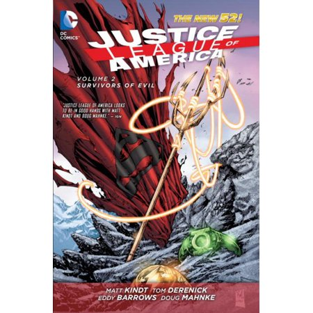 Justice League of America: the New 52 2