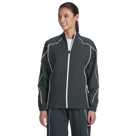 Russell Athletic Ladies' Team Prestige Full-Zip Solid Coat S81JZX ()