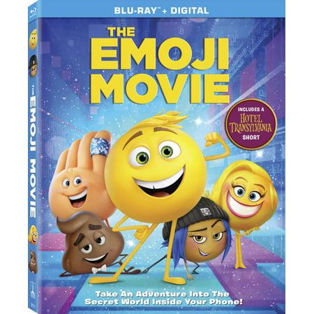 The Emoji Movie (Blu-ray + Digital)](Windy Emoji)