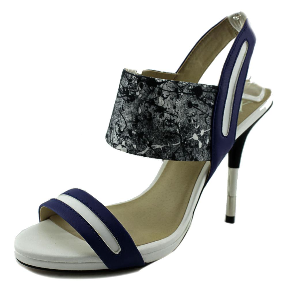 GX by Gwen Stefani Dutch   Open Toe Synthetic  Sandals