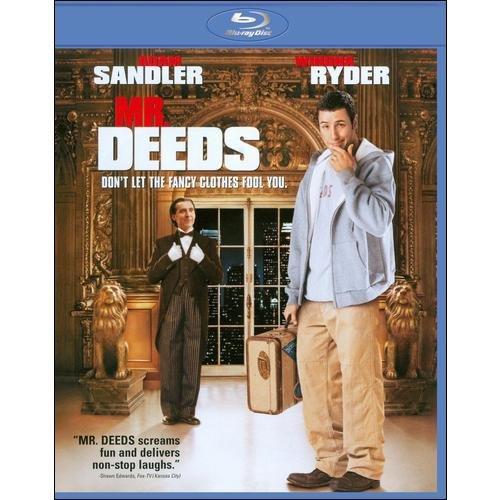 Mr. Deeds (Blu-ray) (Widescreen)