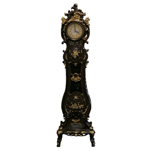 Three Star Im / Ex Inc. 74 Antique Grand Father Clock