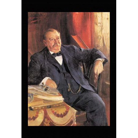 Stephen Grover Cleveland- Fine Art Canvas Print (20