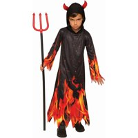 Halloween Devil Boy Child Costume