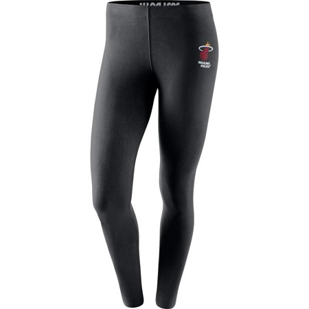 promo code 24943 ac036 Miami Heat Nike Women's Leg-A-See Tights - Black