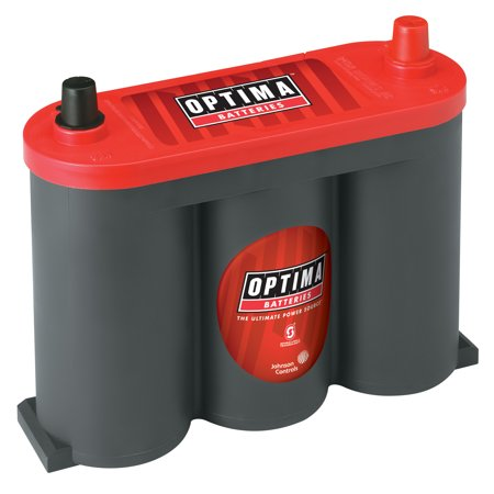 OPTIMA RedTop Automotive Battery, 6 Volt