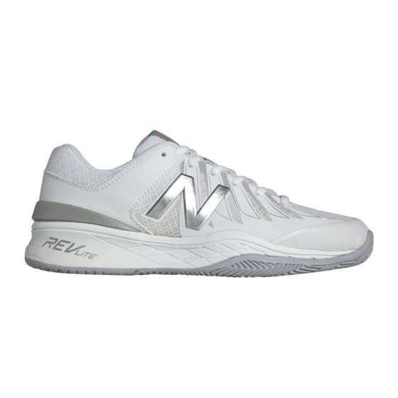reputable site 4a77a daa0c women s 1006 b width tennis shoes white and silver 12 mm drop  due to  variances created during the development and manufacturing processes, all  references ...