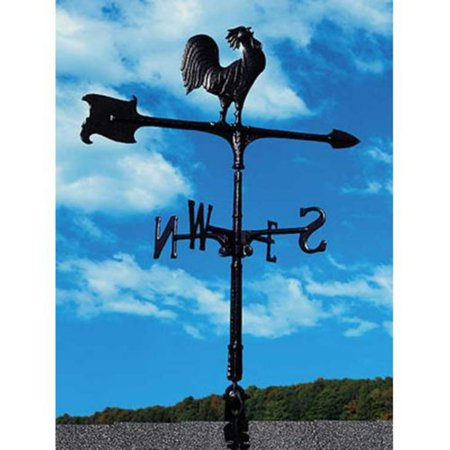 Classic Rooster Weathervane - Accent Rooster Weathervane
