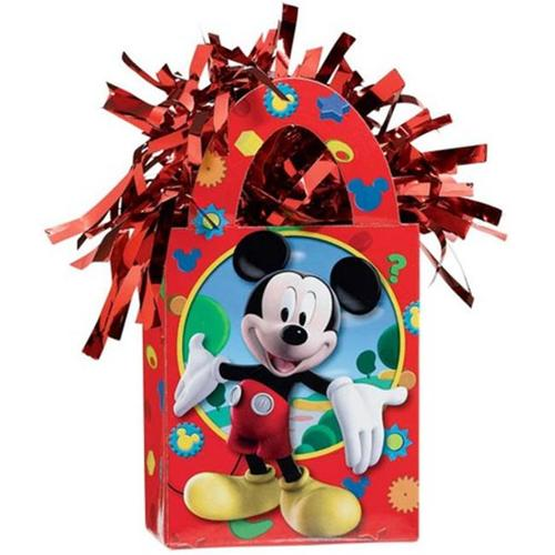 Amscan 110202 Mickey Mouse Balloon Weight - Pack of 12