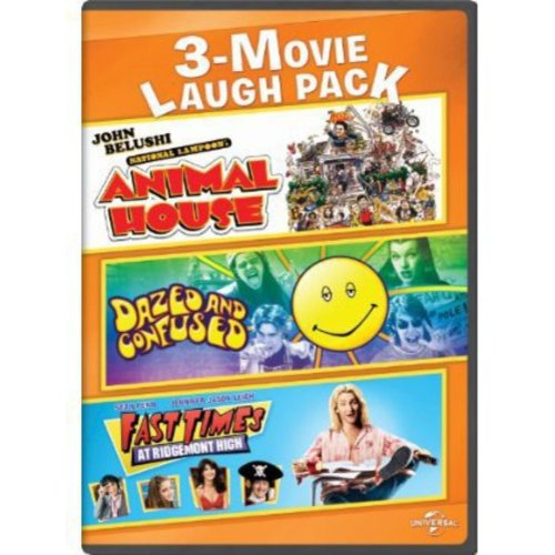 Animal House / Dazed And Confused / Fast Times At Ridgemont High (Anamorphic Widescreen)