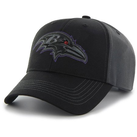 Baltimore Ravens Womens Hats - NFL Baltimore Ravens Mass Blackball Cap - Fan Favorite
