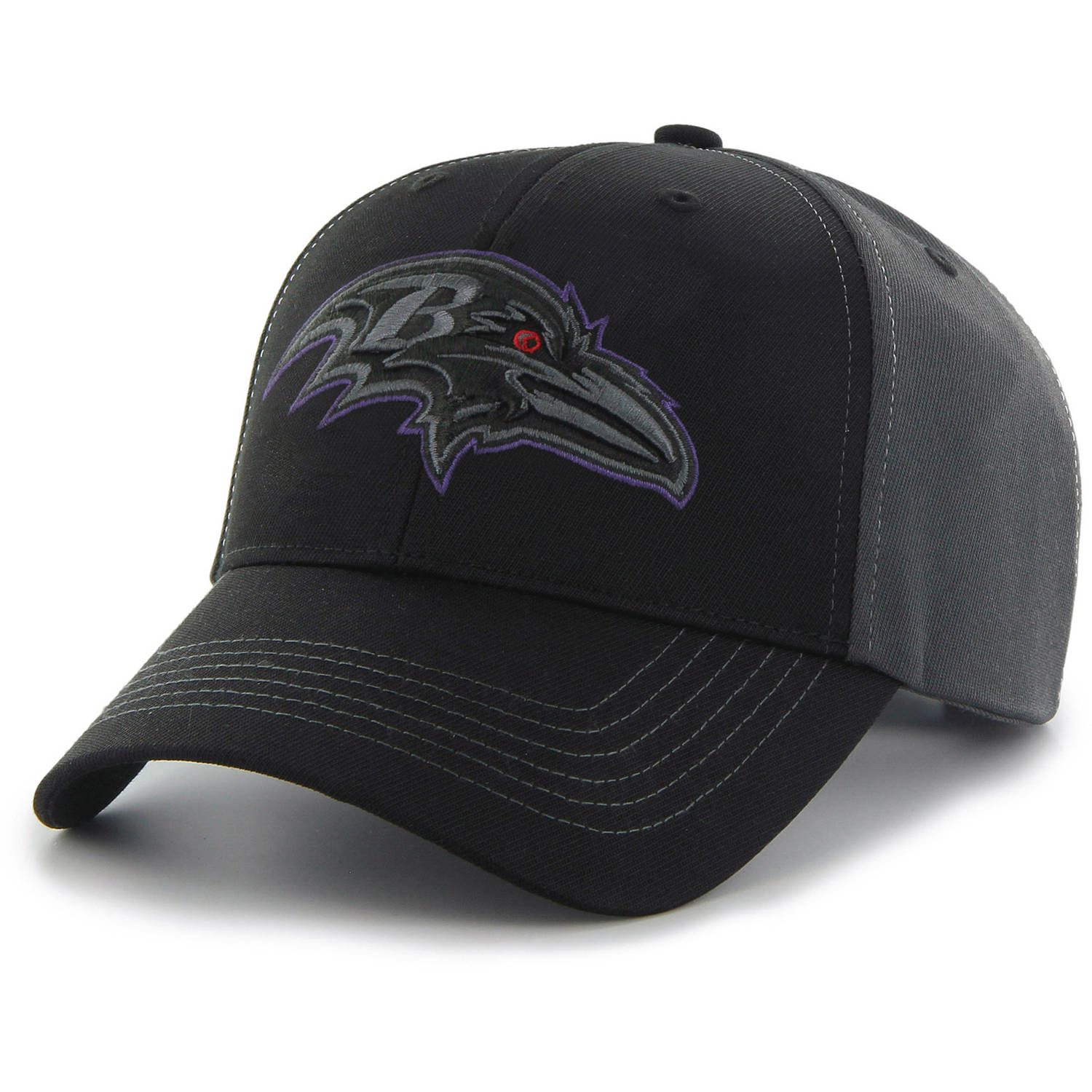 NFL Baltimore Ravens Mass Blackball Cap - Fan Favorite