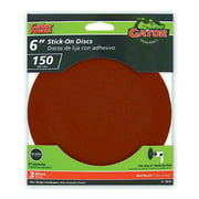 "ALI INDUSTRIES 3010 3 Pack 6""150 Grit Sanding Disc"
