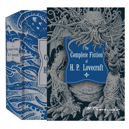 The Complete Fiction of H.P. Lovecraft (Best Hp Lovecraft Collection)