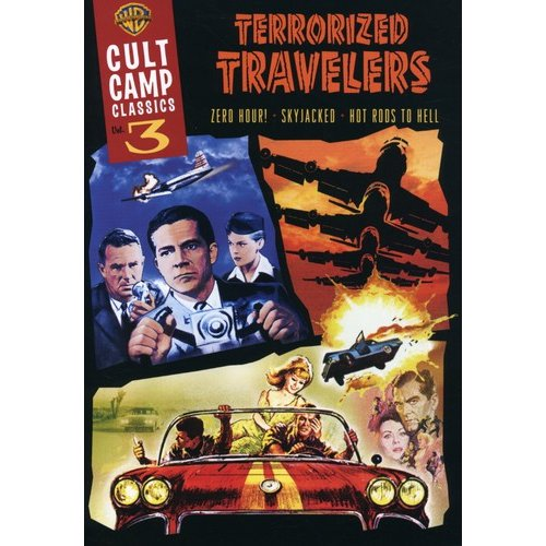 Cult Camp Classics Vol. 3 - Terrorized Travelers: Hot Rods To Hell / Skyjacked / Zero Hour