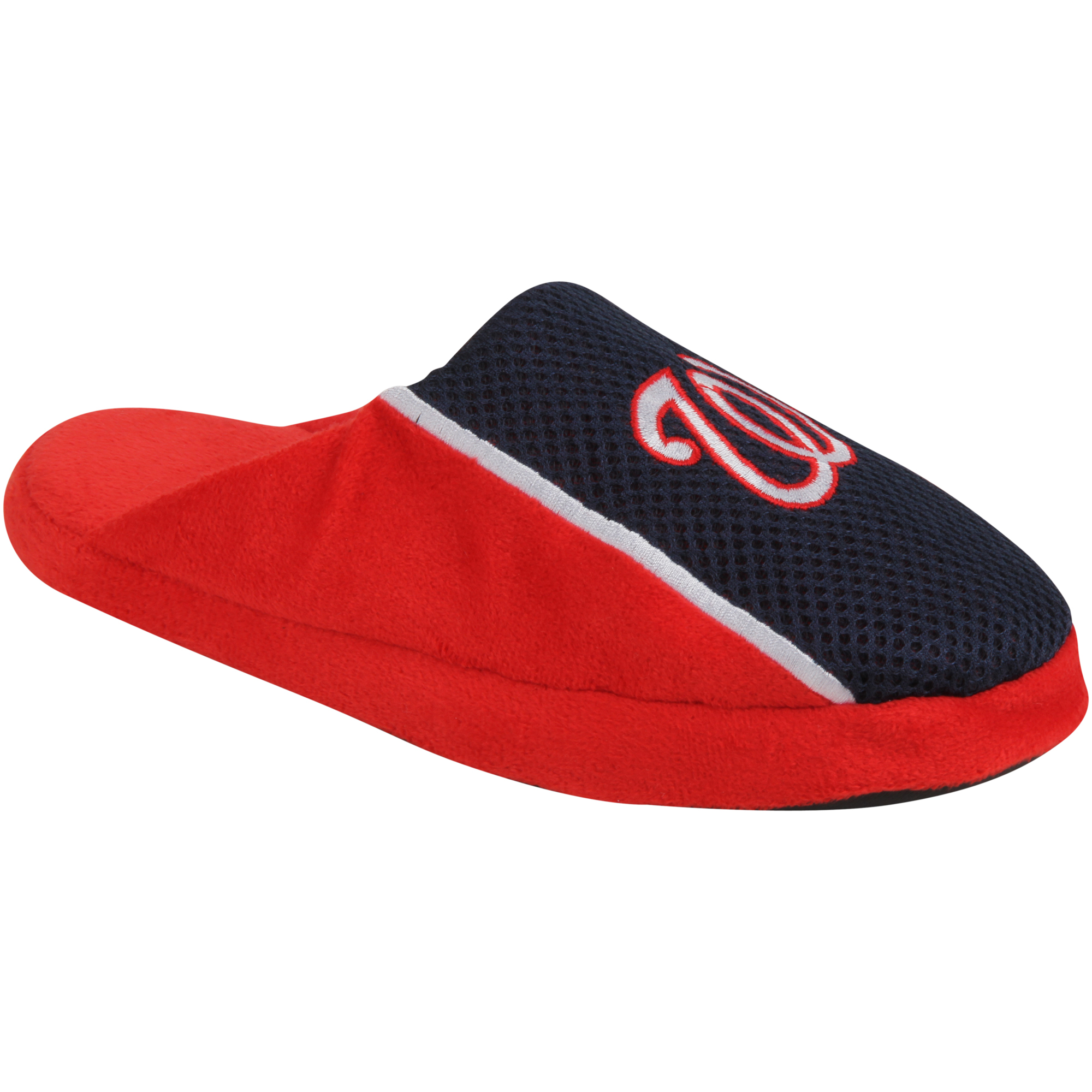 Washington Nationals Youth Jersey Slippers