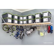 Rhino Shelf Universal Corner Quickstart Kit - 8 feet x 8 feet