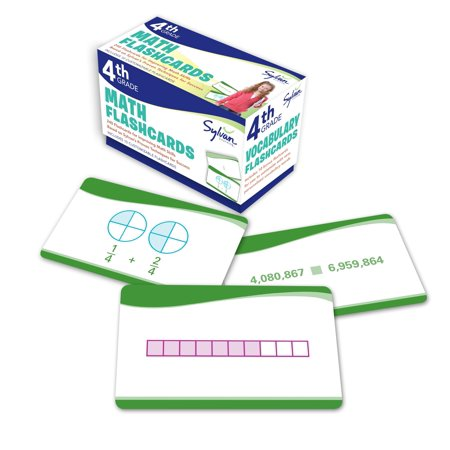 4th Grade Math Flashcards