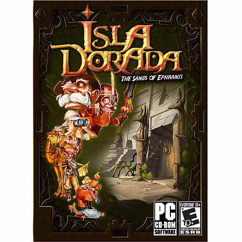 ValuSoft Cosmi Isla Dorada-Episode 1: The Sands Of Ephranis (Windows) (Digital Code)