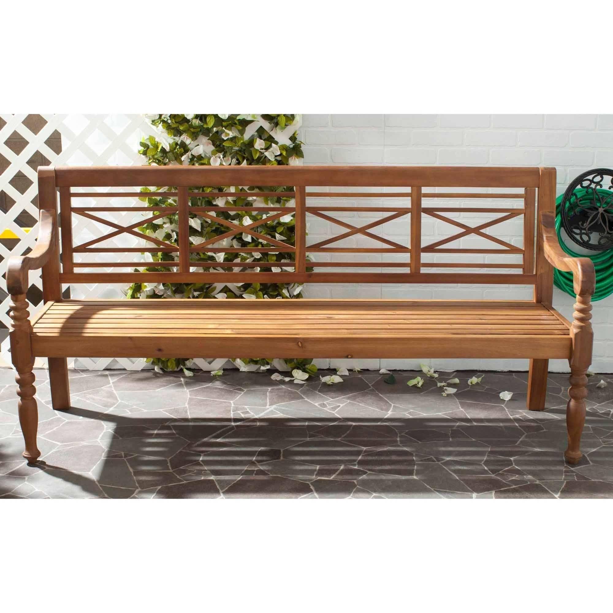 Safavieh Karoo Outdoor Bench
