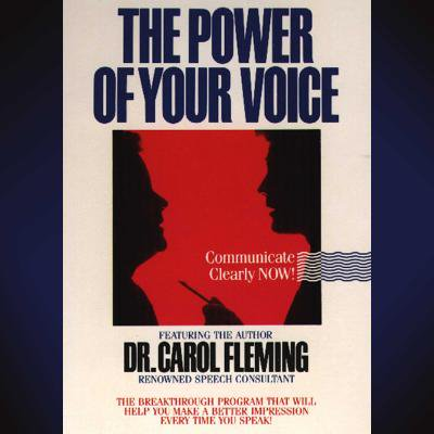 The Power of Your Voice - Audiobook