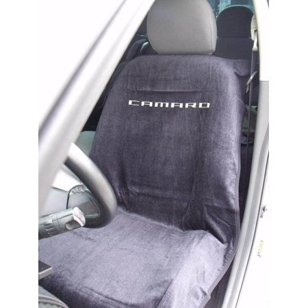 Multi Functional Camaro Logo Seat Cover Chevrolet Camaro Seal