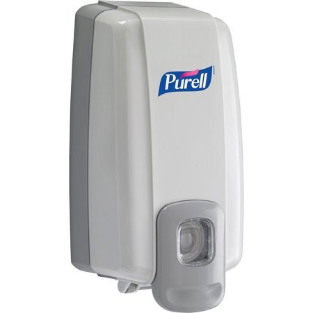 PURELL®, GOJ212006, NXT Hand Sanitizer Dispenser, 1 Each, Dove Gray, 3.38 fl oz