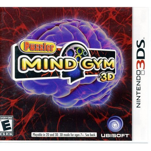 Puzzler Mind Gym 3D (Nintendo 3DS)
