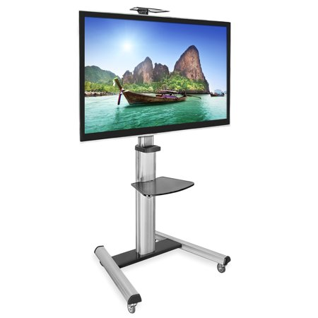 Mount It Mobile Tv Stand For Flat Screen Televisions