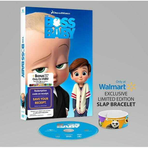 The Boss Baby Dvd Walmart Com Walmart Com