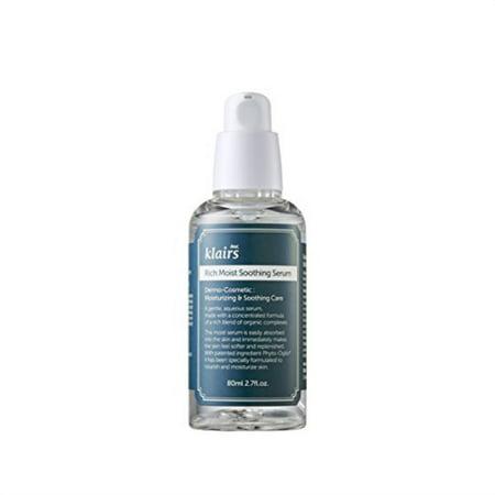 - [KLAIRS] Rich Moist Soothing Serum, facial moisturizer, essence, serum, 80ml, 2.7oz