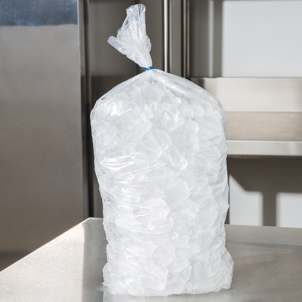 Mid-central Ice Mid Central 5 Pound Bag Of Ice