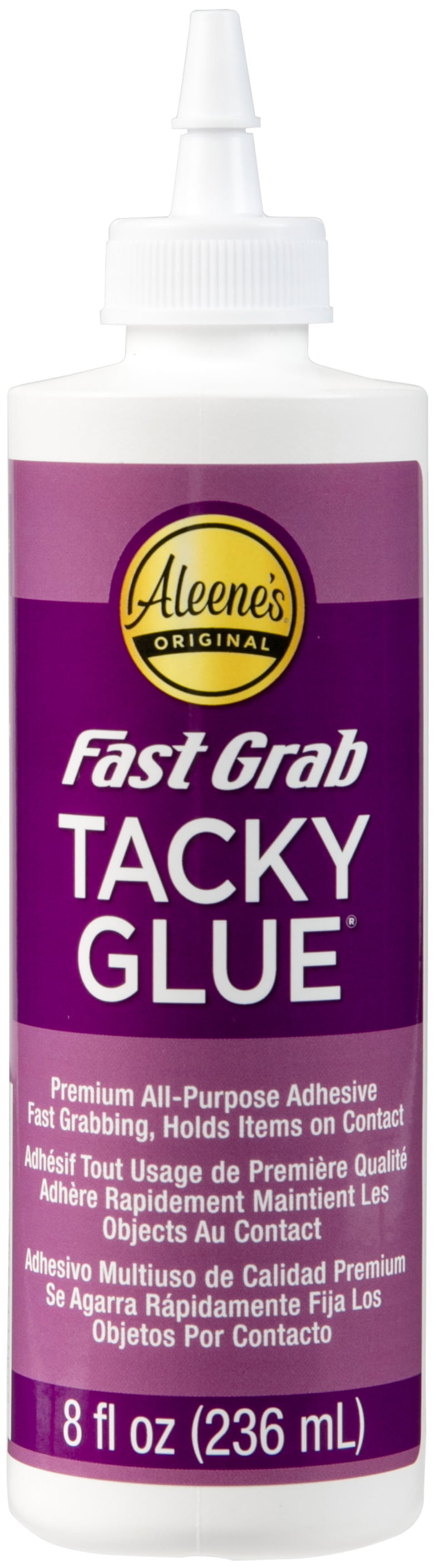 Aleene's Fast Grab Tacky Glue-8oz by I Love To Create