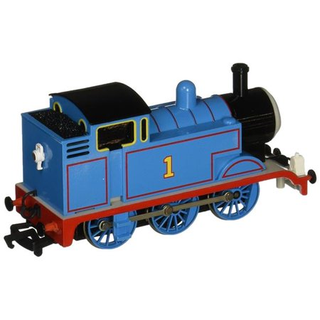 HO Scale Thomas Tank Engine with Steam Sounds