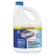 Clorox Concentrated Germicidal Bleach, Regular, 121oz Bottle