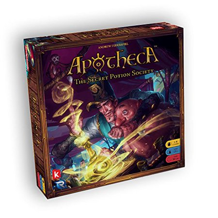 Apotheca The Secret Potion Society Game - Halloween Potion Games Online