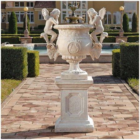 Versailles Urn (Versailles Cherub Urn &)