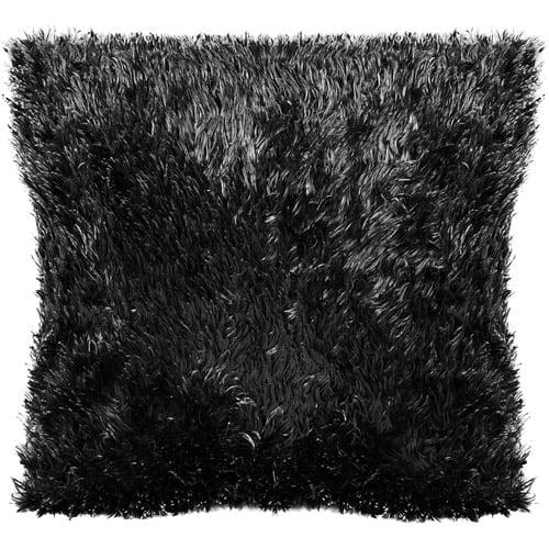 Your Zone Decorative Pillow, Eyelash Fur