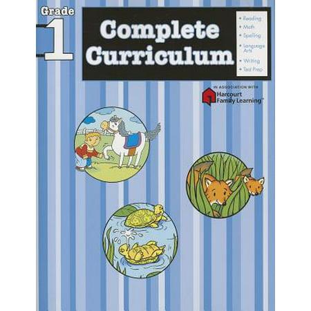 Complete Curriculum, Grade 1