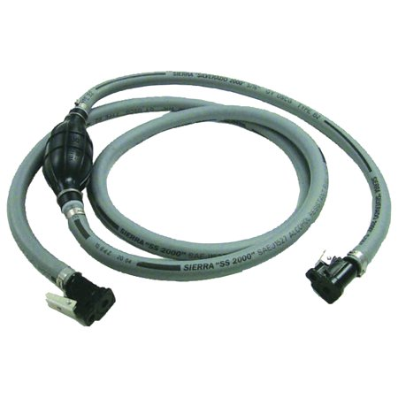 Sierra 18-8009EP-2 EPA Fuel Line Assembly for Select Johnson/Evinrude Outboard Marine