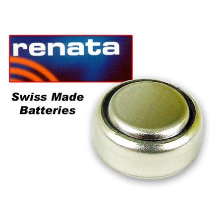 Renata Battery 357 Sr44W Silver 1.55V Swiss (Swiss Made)