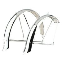 Sunlite Fenders Steel 26X2.125 Cp Full F&R