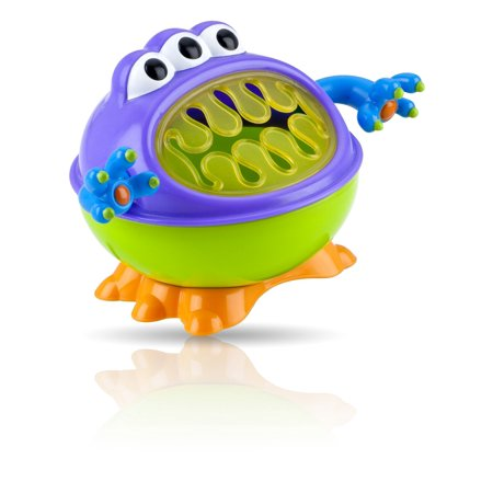 Nuby Monster Snack Keeper 1 Pack