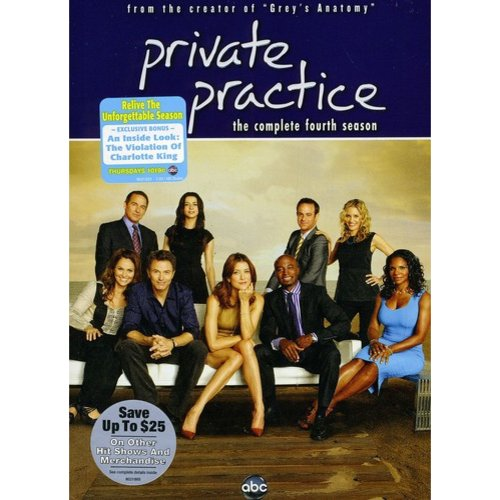 Private Practice: The Complete Fourth Season (Widescreen)